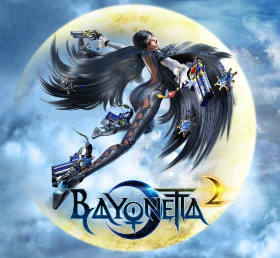 #roadto2020 – Bayonetta 2