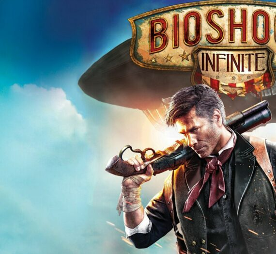 #roadto2020 BioShock Infinite