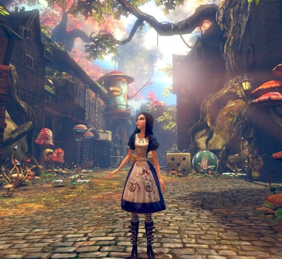 #roadto2020 – Alice Madness Returns