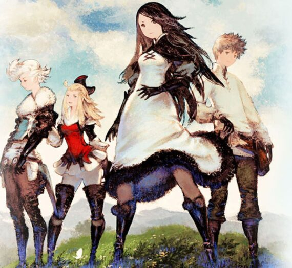 #roadto2020 – Bravely Default