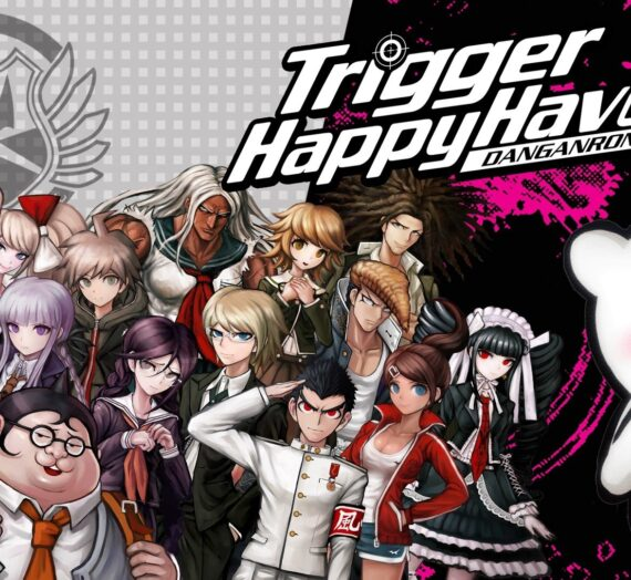 #roadto2020 – Danganronpa: Trigger Happy Havoc