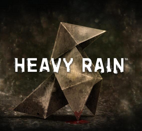 #roadto2020 – Heavy Rain