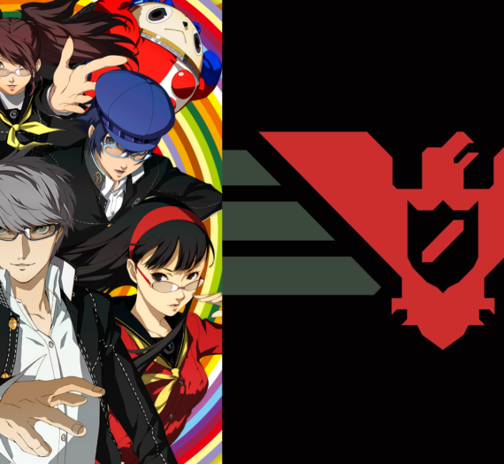 #roadto2020 – Persona 4 Golden & Papers, Please!