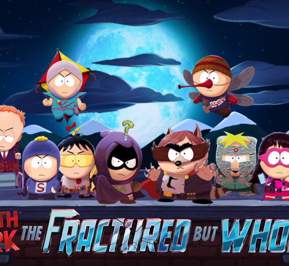 #roadto2020 – South Park: The Fractured But Whole