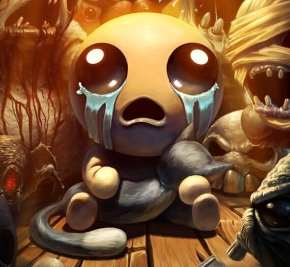 #roadto2020 – The Binding of Isaac: Rebirth