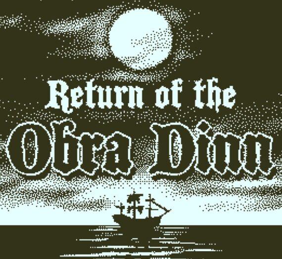 [Review] Return of the Obra Dinn