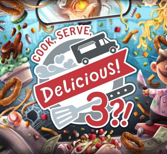 Is Cook, Serve, Delicious! 3?! the Definitive Chapter of the Series?