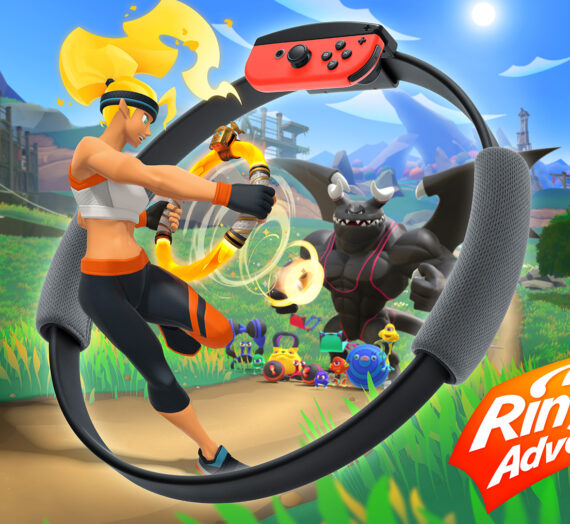 Ring Fit Adventure – My First Impressions